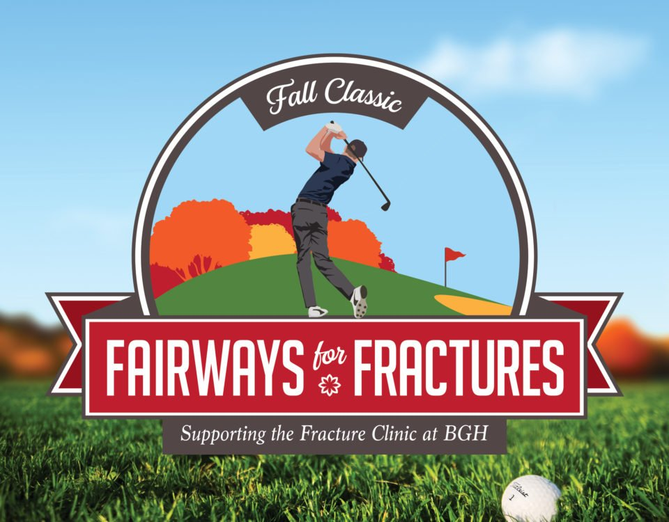Fairways for Fractures Fall Classic