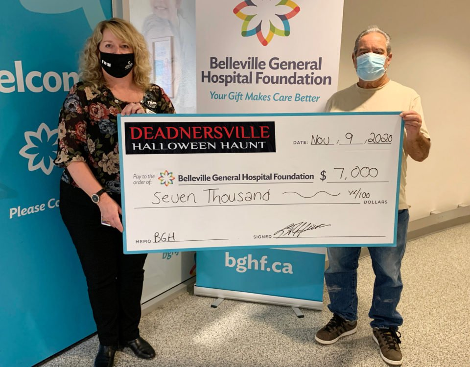 Deadnersville raises $7,000 to help buy priority medical equipment at BGH