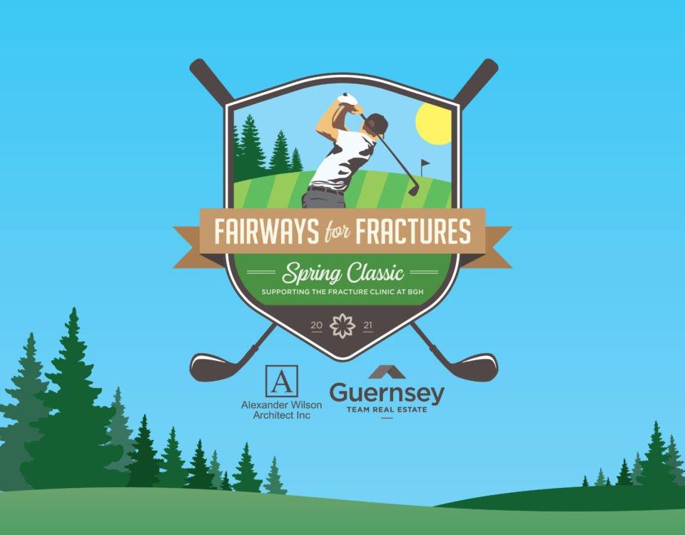 Fairways for Fractures Golf Tournament