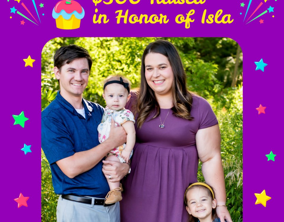 Baby Isla Fundraiser