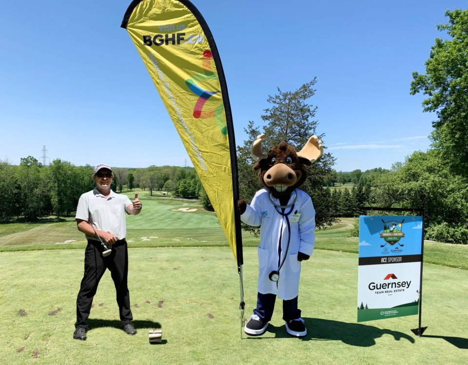 Record Breaking Year for our BGH Foundation Golf Tournament