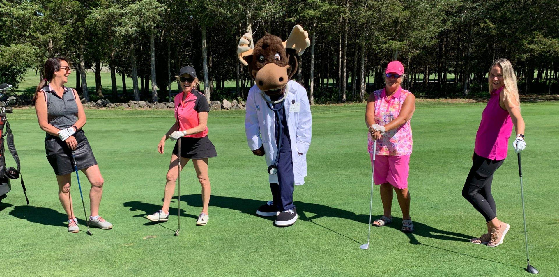 Golf Tournament 2021 Video & Photos