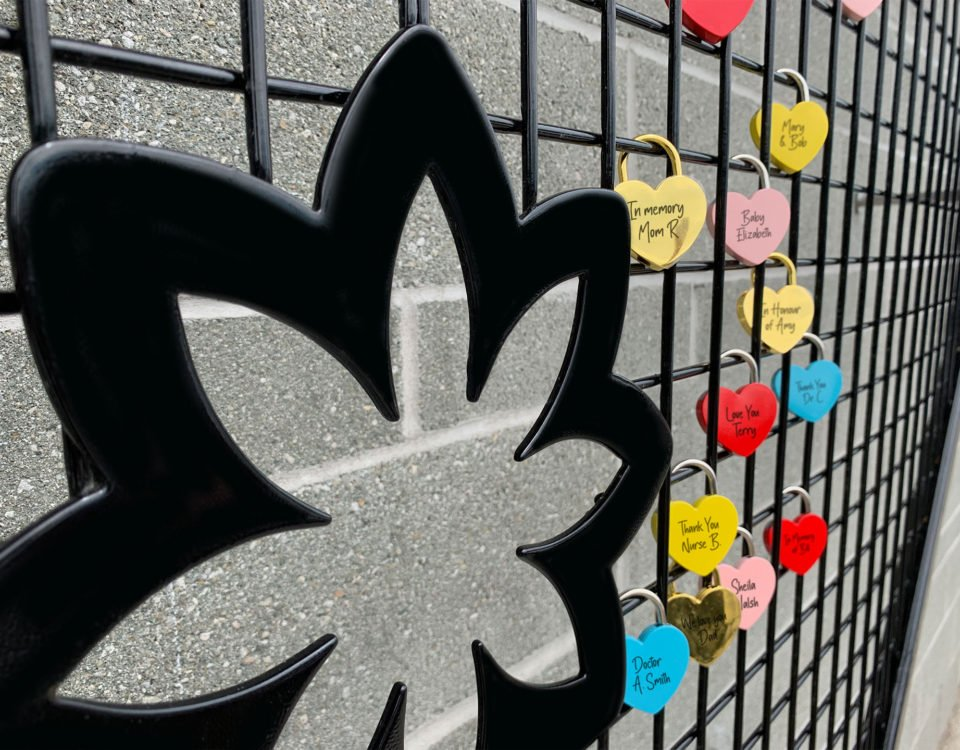 BGHF Launches Love Locks campaign