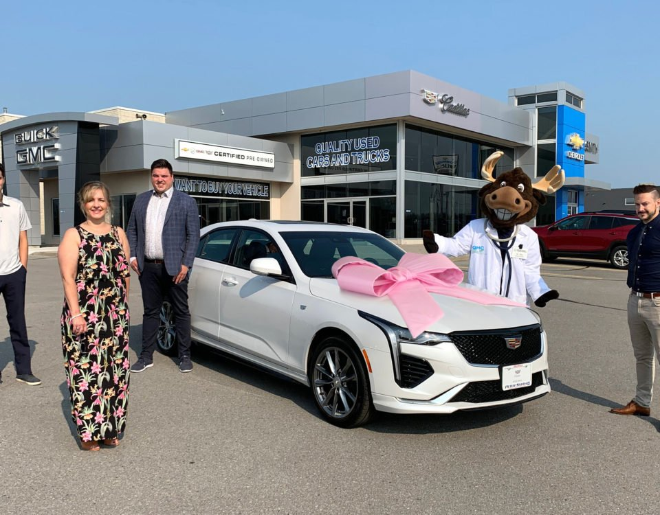 One Car Dealer's Legacy Is Helping the BGHF Battle Cancer